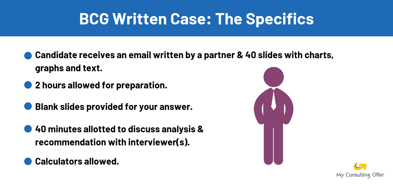 BCG case interview
